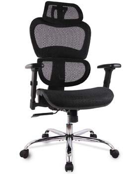 8: Smugdesk Ergonomic Office Chair High Back Mesh Chairs