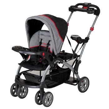 10. Baby Trend Sit N Stand Ultra Stroller, Millennium