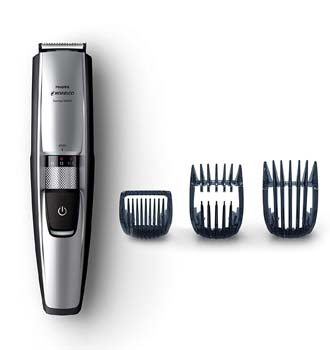 8: Philips Norelco Beard and Hair Trimmer, Series 5100