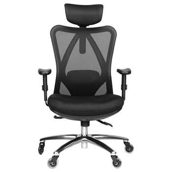 2: Duramont Ergonomic Adjustable Office Chair