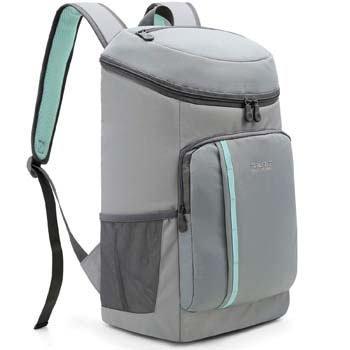 2. TOURIT Cooler Backpack 30 Cans Lightweight Insulated Backpack Cooler