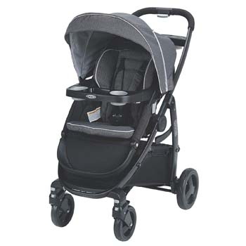 6. Graco Modes Stroller, Includes Reversible Seat, Grayson