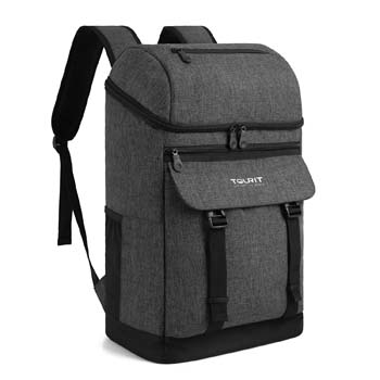 7. TOURIT Insulated Cooler Backpack