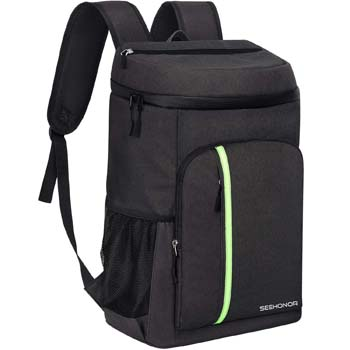 1. SEEHONOR Insulated Cooler Backpack