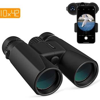 8: APEMAN 10X42 HD Binoculars for Adults