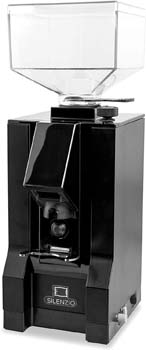 8: Eureka Mignon Silenzio Ultra Quiet Compact Timed Dosing Espresso Coffee Grinder (Black)