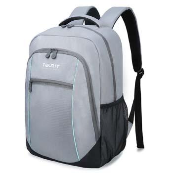 4. TOURIT Insulated Cooler Backpack Lightweight Backpack Cooler Bag