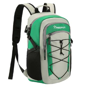 5. Piscifun Insulated Cooler Backpack