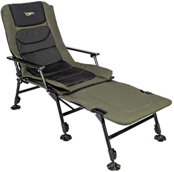 4: VINGLI Folding Fishing Chair plus Foot Rest Attachment