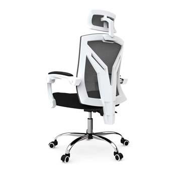 4: Hbada Ergonomic Office Chair - High-Back Desk Chair Racing Style
