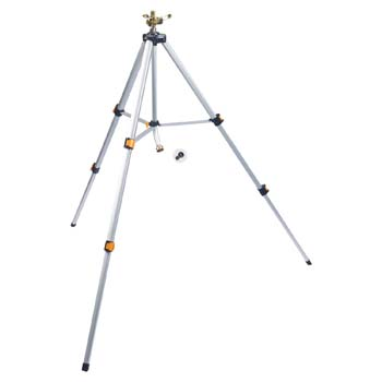 6. Melnor 65066-AMZ Metal Pulsating Sprinkler