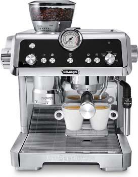 10: De'Longhi EC9335M La Specialista Espresso Machine