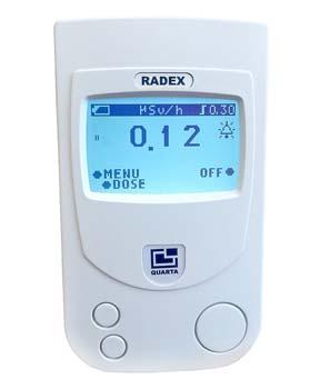 5: RADEX RD1503+ Safety PRO with Dosimeter
