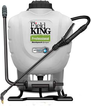 4. D.B. Smith Field King Professional 190328 No Leak Pump Backpack Sprayer
