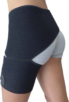 9. Roxofit Hip Brace - Groin Support for Sciatica Pain Relief