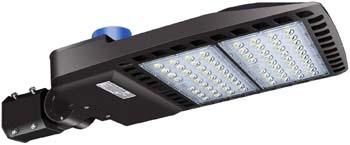 2. LEDMO LED Parking Lot Light 200W - Waterproof IP65 LED Shoebox Area Light