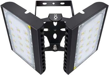 1. STASUN LED Flood Light, STASUN 200W 18000lm Security Lights