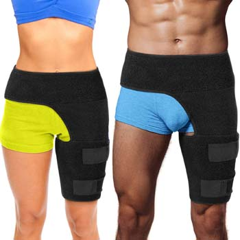 5. Armstrong Amerika Hip Brace Thigh Compression Sleeve