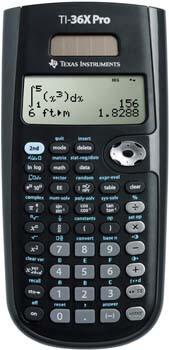 1: Texas Instruments TI-36X Pro Engineering/Scientific Calculator