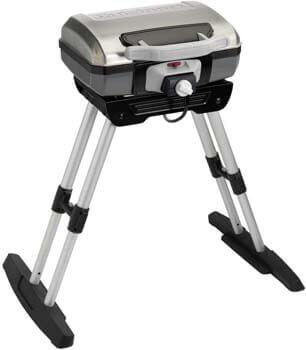10. Cuisinart CEG-980 Outdoor Electric Grill with VersaStand