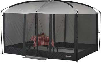 4. Tailgaterz Magnetic Screen House
