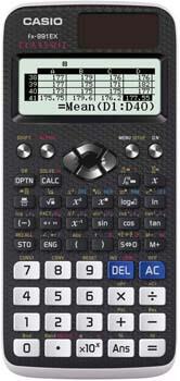 6. Casio FX-991EX Engineering/Scientific Calculator, Black