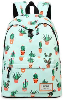 3. Joymoze Fashion Leisure Backpack for Girls Teenage School Backpack Women