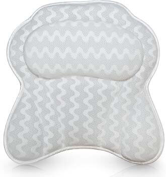 1. Luxurious Bath Pillow for Women & Men