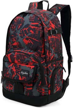 2. Rickyh style School Backpack, Rickyh style Travel Bag