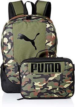 3. PUMA Big Kid's Lunch Box