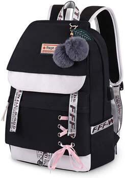 5. Asge Backpack for Girls Kids Schoolbag Children Bookbag Women Casual Daypack