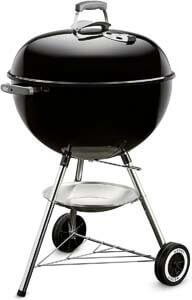 2. Weber 741001 Original Kettle 22-Inch Charcoal Grill