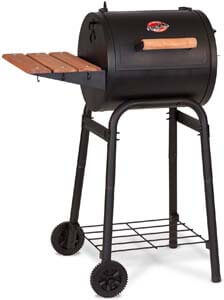 4. Char-Griller E1515 Patio Pro Charcoal Grill, Black