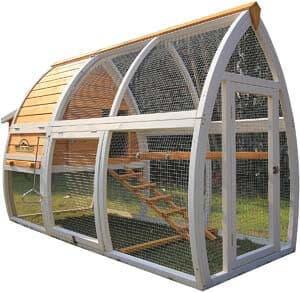 2. Pets Imperial Dorchester Chicken Coop Hen House Poultry Nest Box Ark Rabbit Hutch Run