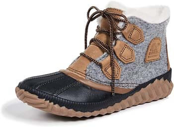8. Sorel Women's Out n About Plus Boots