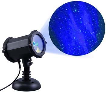 10. Dalanpa Star Sky Laser Projector Light