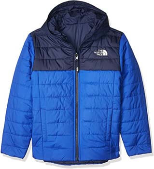 7. The North Face Little Kids/Big Kids Boys' Reversible Perrito Jacket