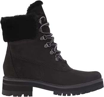 3. Timberland Women's Courmayeur Valley Wp 6in with Shearling