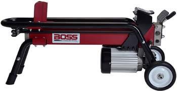 3. Boss Industrial ES7T20 Electric Log Splitter: