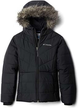 1. Columbia girls Katelyn Crest Jacket