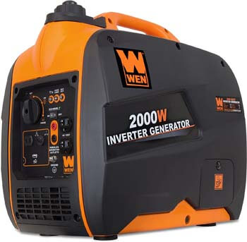 10. WEN 56200i 2000-Watt Gas Powered Portable Inverter Generator