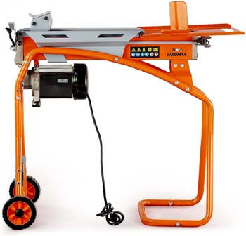 5. YARDMAX YS0552 5 Ton Electric Log Splitter: