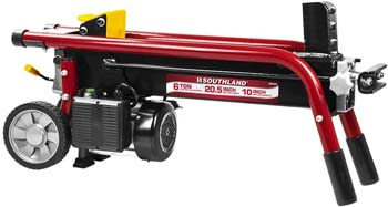 2. Southland Outdoor Power Equipment SELS60 6 Ton Electric Log Splitter:
