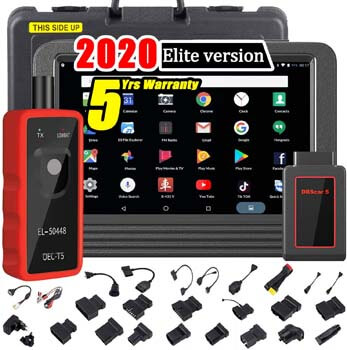 7. LAUNCH X431 V PRO(Same Function as X431 V+) Bi-Directional Full Systems Scan Tool