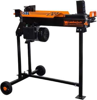 1. WEN 56207 6.5-Ton Electric Log Splitter: