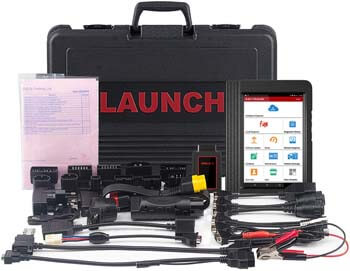 3. LAUNCH X431 V Pro (Same Function as X431 V+) Bidirectional Scan Tool All System Diagnostic Tool with ECU Coding