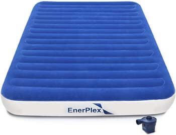 7. EnerPlex Luxury Series Twin Air Mattress