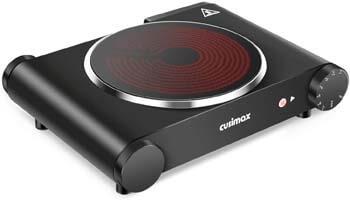 5. Cusimax Portable Electric Stove